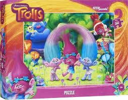 "<b>Пазл Step</b> Puzzle ""Trolls"" <b>260 элементов</b> 95053 — купить ..."