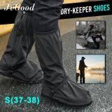 JvGood Motorcycle <b>Waterproof Rain</b> Boot <b>Shoes Covers</b> Thicker ...