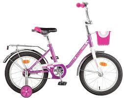 <b>Велосипед 2-х колесный Novatrack</b> Maple 16