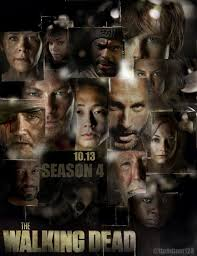 The Walking Dead capa poster