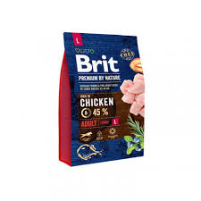 <b>Brit Premium</b> by Nature Adult L <b>Сухой корм</b> для взрослых собак ...