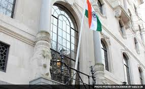 Image result for Office of the High Commissioner for India India House Aldwych WC2B 4NA