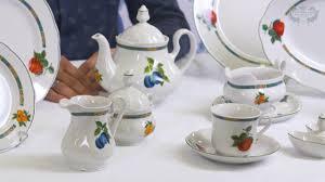 Посуда из белого фарфора <b>Мэри</b>-<b>Энн</b> (Mary-Anne) Фруктовый ...