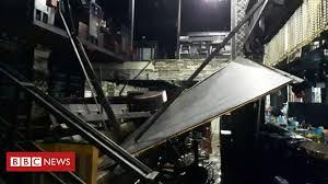 <b>Nightclub</b> collapse kills two in South <b>Korea</b> - BBC News