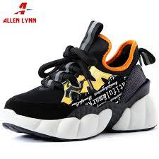 ALLENLYNN 2020 новые <b>удобные женские кроссовки из</b> ...