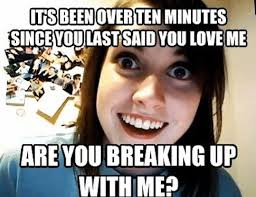 Quotes About Crazy Girlfriends. QuotesGram via Relatably.com