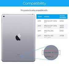 """iPad <b>Air</b> 3 Case with Keyboard (10.5"""", 2019) - Backlit - <b>360</b> ..."""