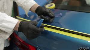 INSTALL GUIDE: 3D Design F90 <b>M5</b> Carbon Trunk <b>Spoiler</b> - YouTube