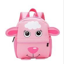 3D Детский рюкзак с животными, детские школьные <b>сумки для</b> ...