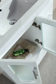 element contemporary bathroom vanity set:  set design element stanton  white bathroom vanity