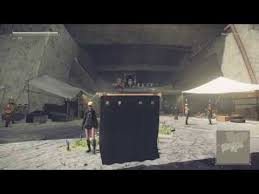 NieR: Automata - Take off <b>2B's dress</b> without self-destruct - YouTube