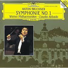 <b>Bruckner</b>: Symphony No.1 by Wiener Philharmoniker & <b>Claudio</b> ...
