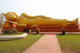 Image result for gifs of reclining Buddha