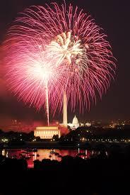 Fireworks - National Mall Fourth of July Celebration (U.S. National ...