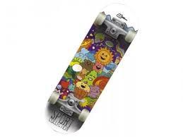 СК Спортивная коллекция <b>Скейтборд</b> SC <b>Muffin</b> JR Mini-board ...
