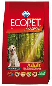 Купить <b>Сухой корм</b> для собак <b>Farmina Ecopet</b> 12 кг (для средних ...