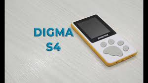 Обзор <b>MP3 Плеера Digma S4</b> - YouTube