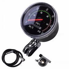 Mechanical <b>Cycling Computer Bicycle</b> Speedometer <b>Cycling</b> ...