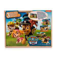 Купить <b>Paw Patrol деревянный Щенячий</b> Патруль colorful в ...