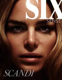 SIX Magazine Issue 3 by fiona garden - issuu