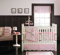 migi pink blossom baby crib bedding xl funky nursery furniture