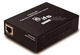POE303-MS: <b>Single</b>-<b>Port 10/100</b>/<b>1000 Mbps Ultra</b> PoE (60 watts ...