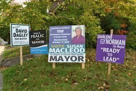 <b>Four</b>-<b>way race</b> for mayor in Region of Queens Municipality ...