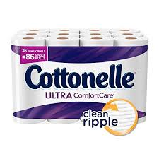 Cottonelle <b>Ultra</b> Comfort Care Family Rol- Buy Online in Bahamas at ...