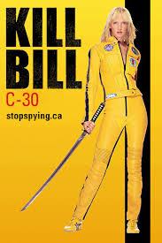Kill Bill C-30 | Know Your Meme via Relatably.com