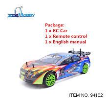 <b>HSP</b> RACING <b>RC CAR</b> SONIC 94102 1/10 SCALE 4WD ON ROAD ...