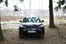 Тест-драйв <b>Range Rover</b> Velar: Каким получился самый ...