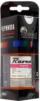 Revcol RE-0,1-MD <b>Magenta</b>, <b>чернила</b> для принтеров Epson, 100 мл