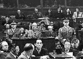 「1946年 - 極東国際軍事裁判(東京裁判)開廷。」の画像検索結果