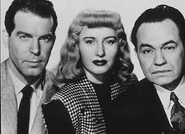 Image result for fred macmurray barbara stanwyck
