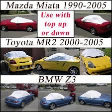 amazoncom miata 1990 2005 bmw z3 mr2 2000 2005 california poptop sun shade interior cockpit car cover use with top up or down sema show new amazoncom bmw z3 convertible top