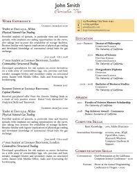 latex templates » curricula vitae résuméstwo column one page cv
