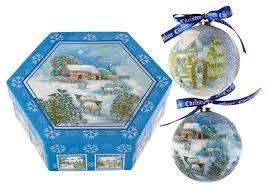 <b>Набор шаров</b> Mister <b>Christmas</b> PM-12-7 Разноцветный купить ...