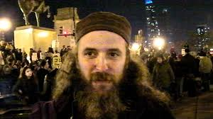 rabbi menachem cohen at occupy chicago spiritual awakening