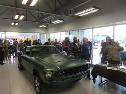 """""""Lost"""" Bullitt Mustang surfaces in Mexico 