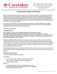 announcement new job openings posted in colorado and arizona project coordinator job description 8 11 2016 page 1