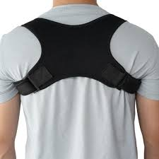 <b>Spine Protection Posture Corrector</b> Back Shoulder Correcting Belt ...