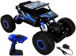 sanjary <b>high speed off road</b> r/c rock crawler <b>car</b> (blue)