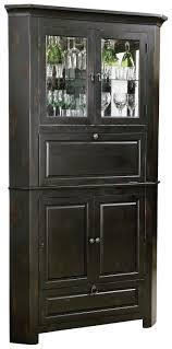 set cabinet full mini summer: rustic corner bar cabinet distressed wine amp bar cabinet