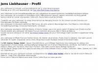 Jens-liebhauser.de - Jens Liebhauser - Erfahrungen und Bewertungen - jens-liebhauser-de