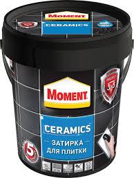 <b>Затирка Moment</b> Ceramics 1 кг, (серый). <b>Момент</b> 11933248 в ...