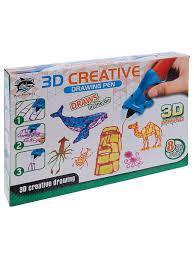 <b>Набор</b> детских <b>3D</b>-<b>ручек</b> (8 шт.) (8808-4: FITFUN TOYS) <b>3D</b> ...