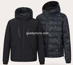 Buy The Xiaomi ULEEMARK <b>Men's</b> Double-faced Down Coat Jacket ...
