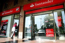 Resultado de imagen para banco santander