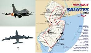 How to see Air <b>National</b> Guard <b>N.J.</b> flyover today to salute frontline ...