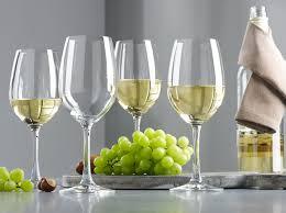 <b>Бокалы для белого вина</b>: винные фужеры для сухого, правильная ...